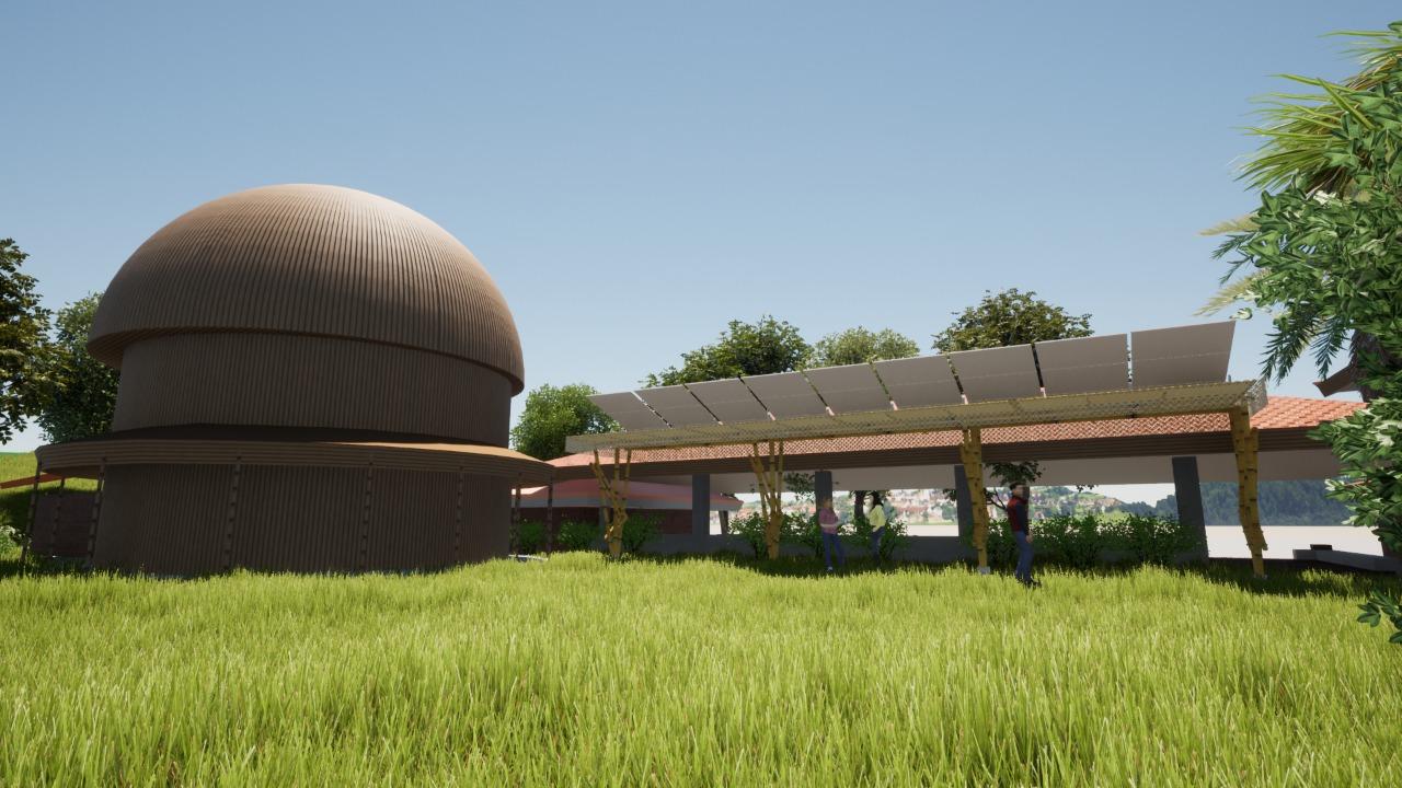Proyecto de paneles solares en varsana 2
