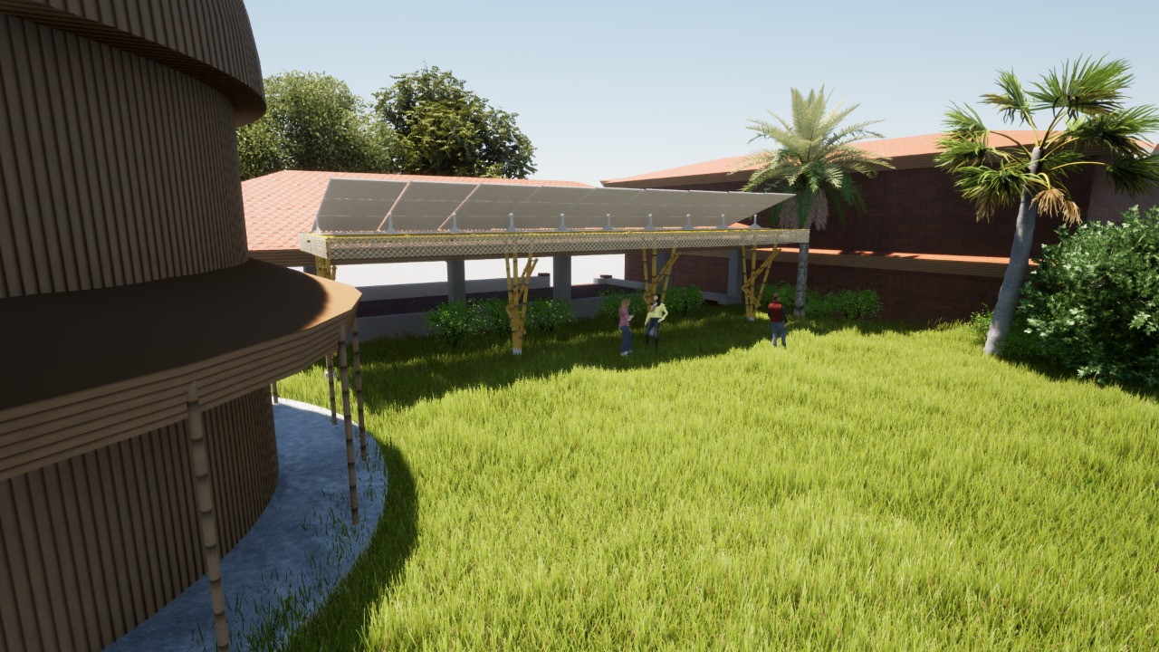 Proyecto de paneles solares en varsana 3